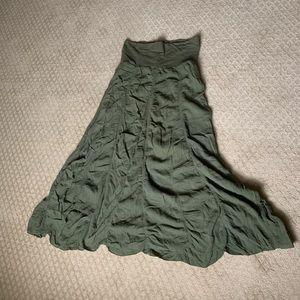 SOLITAIRE long skirt